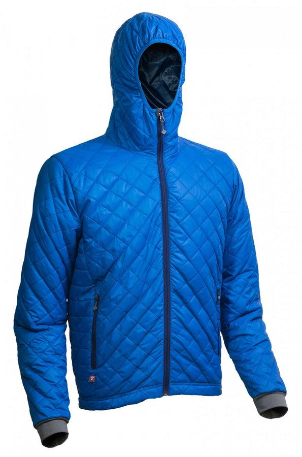 Modrá pánská bunda Warmpeace