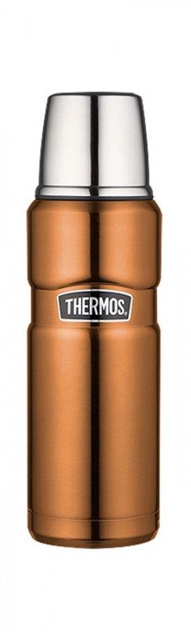 Termoska - Termoska Thermos Style Barva: zlatá