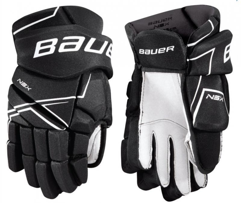 "Hokejové rukavice - senior Bauer - velikost 14"""