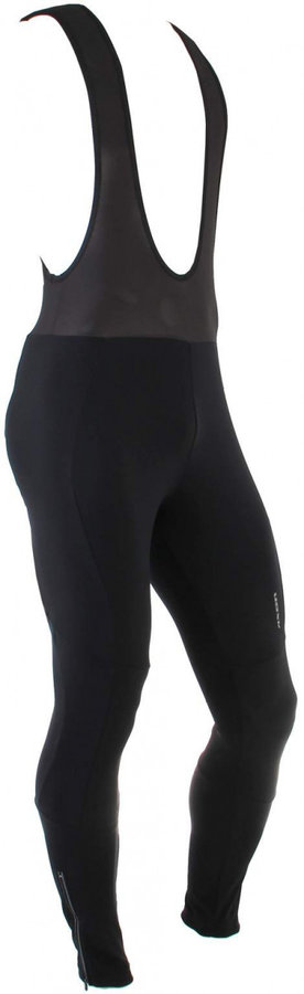 Černé dlouhé pánské cyklistické kalhoty se šlemi Axon - velikost XL
