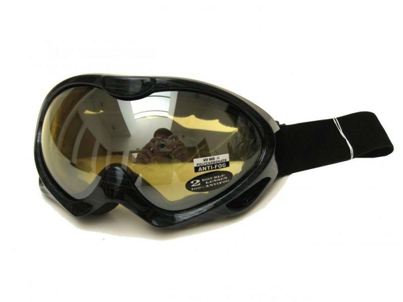 Modré lyžařské brýle Cortini