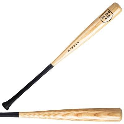 Dřevěná baseballová pálka Kipsta
