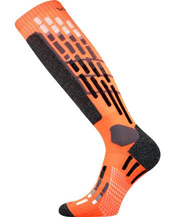 Oranžové kompresní podkolenky Vxpres, Voxx