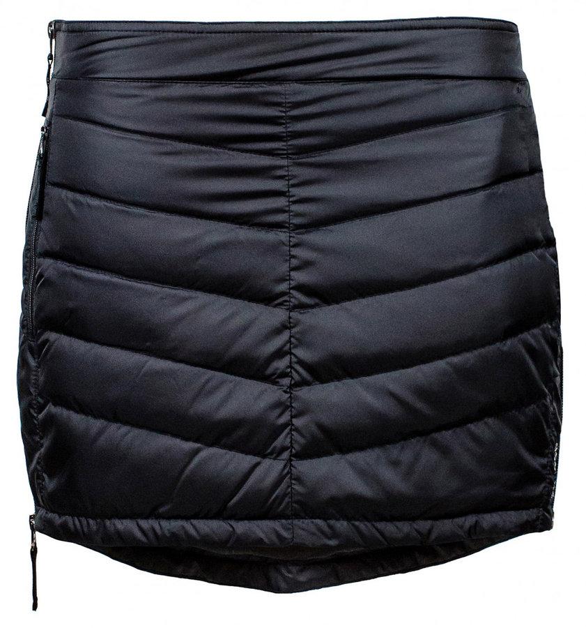 Černá dámská sukně na běžky Skhoop - velikost XS