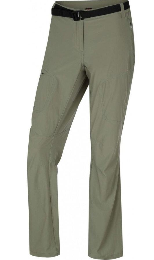 Zelené dámské kalhoty Husky