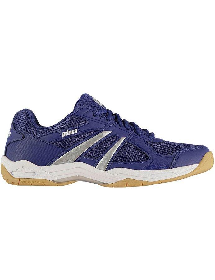 Modré pánské boty na squash Prince