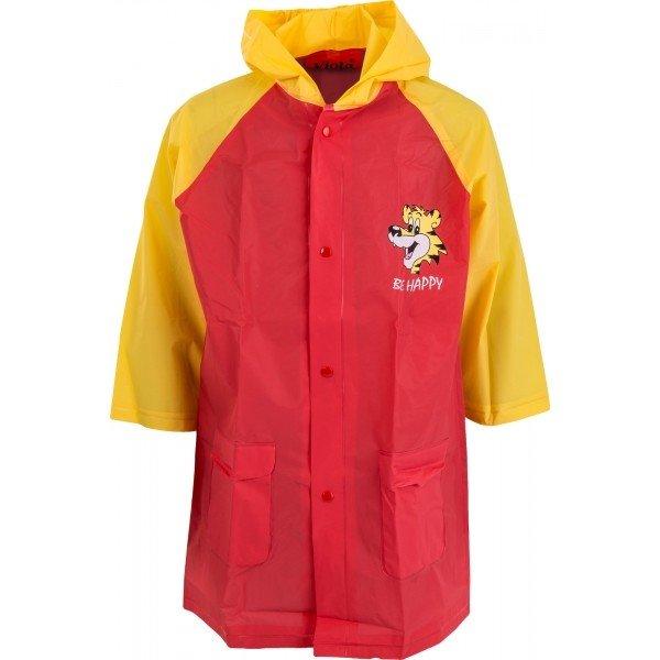 Červeno-žlutá pláštěnka Viola