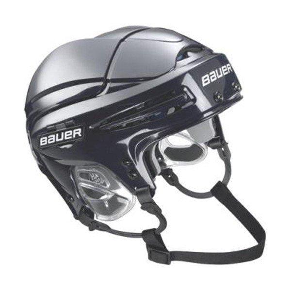 Černá hokejová helma Bauer