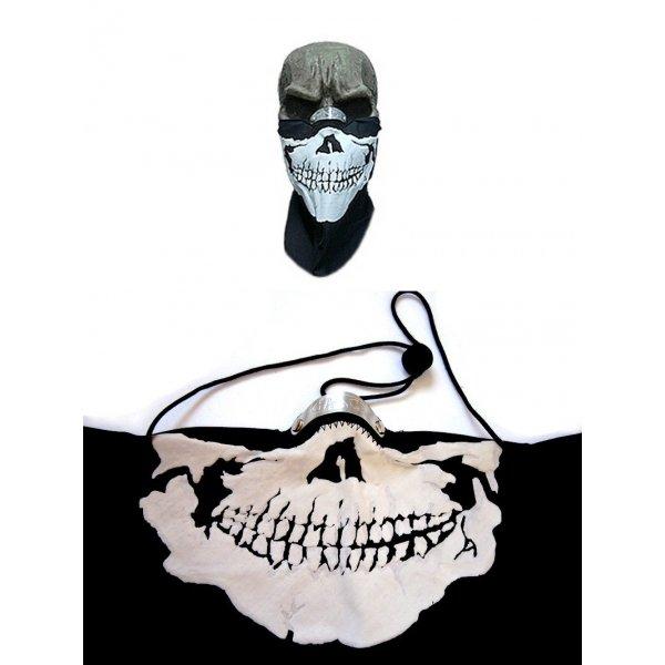 Šátek Kerchief Skull, MTHDR