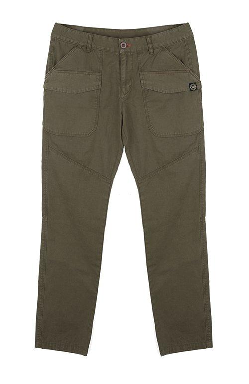 Zelené pánské rybářské kalhoty Chunk Khaki Combat, Fox International - velikost XXL