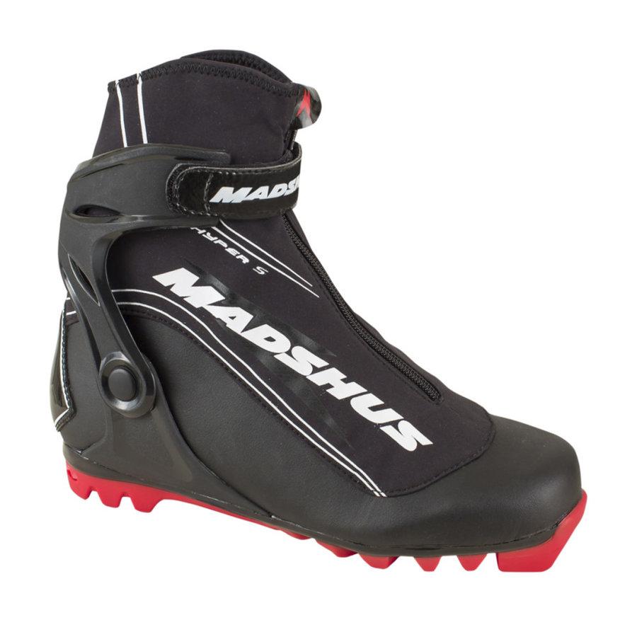 Černé pánské boty na běžky NNN Madshus - velikost 45 EU