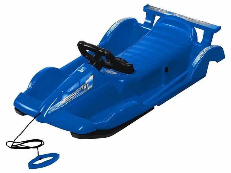 Modré boby s volantem AlpenGaudi