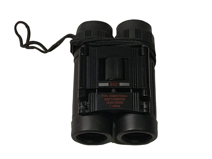 Dalekohled - Skládací mini-dalekohled VIVITAR + pouzdro