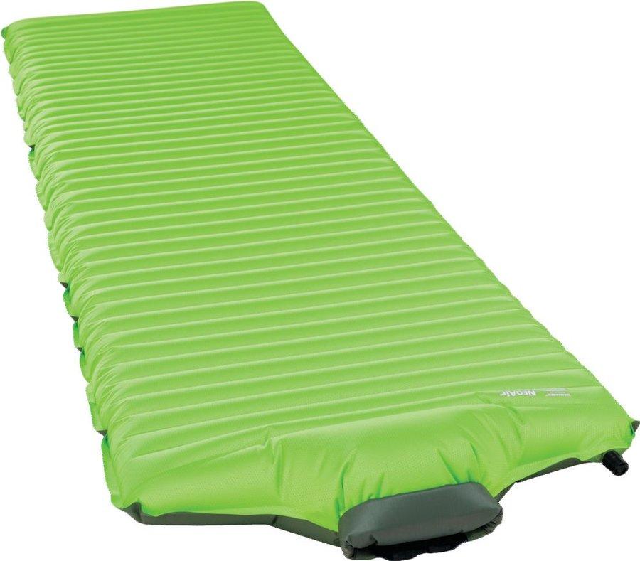 Zelená nafukovací karimatka Thermarest - tloušťka 6,3 cm
