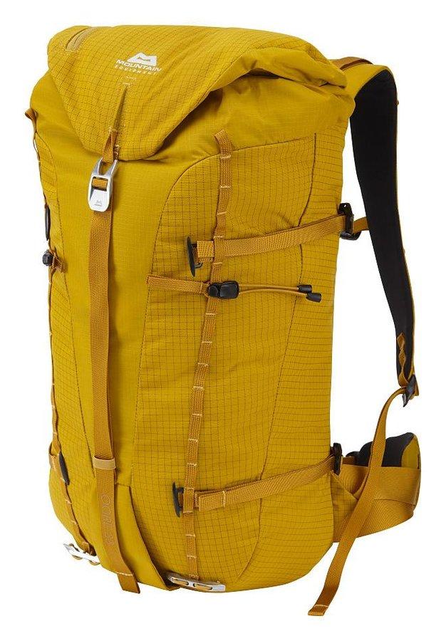 Žlutý horolezecký batoh Mountain Equipment - objem 33 l
