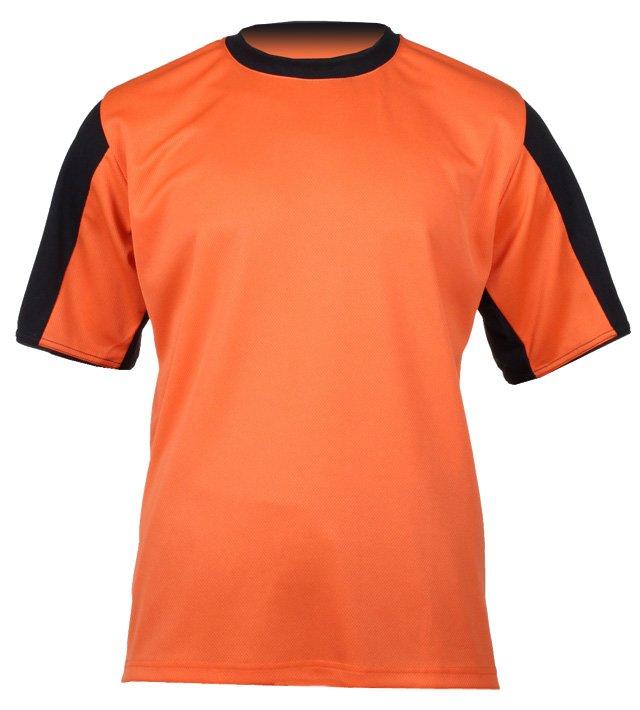Oranžový fotbalový dres Dynamo, Merco