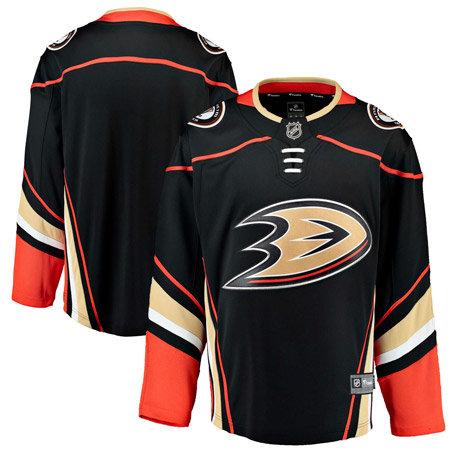 Černý hokejový dres Fanatics