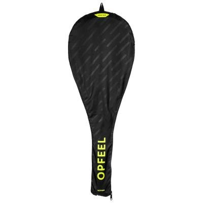 Černý obal na squashovou raketu Opfeel