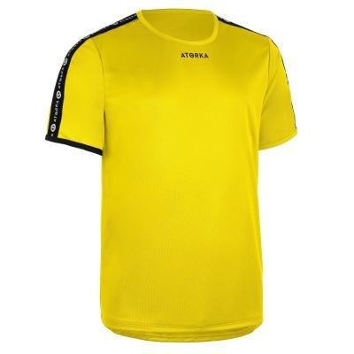 Žlutý dětský házenkářský dres Atorka - velikost 149