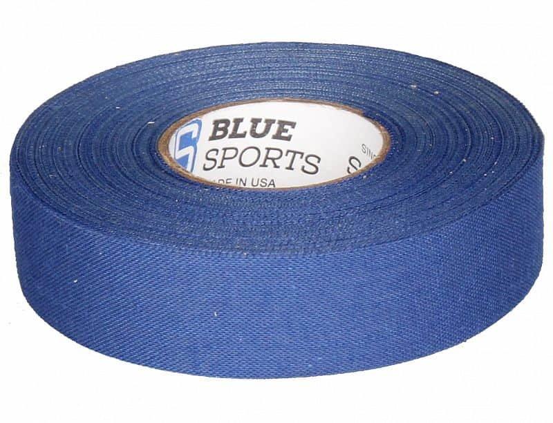 Hokejová omotávka - sportpáska 2,4 cm x 25 m netrhací barva: oranžová