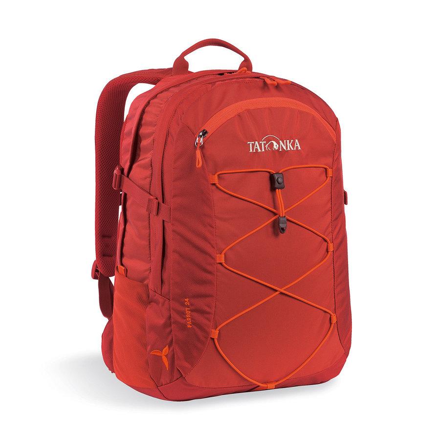 Batoh - Dámský batoh Tatonka Parrot 24 Women Barva: červená