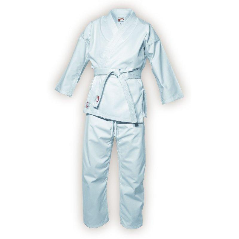 Bílé kimono na karate Spokey