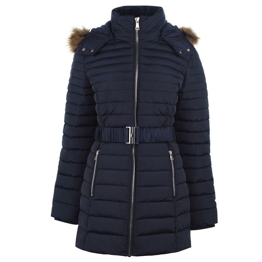 Modrá zimní dámská bunda Golddigga