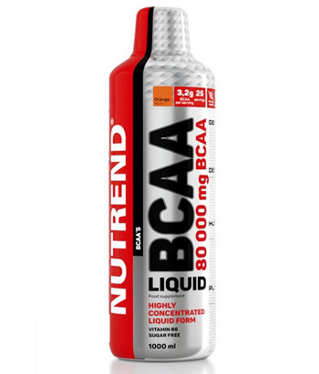 BCAA - Nutrend BCAA Liquid 500 ml