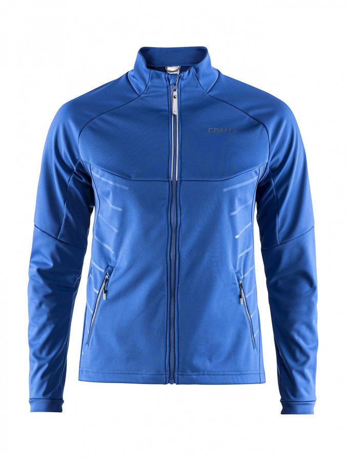 Modrá pánská bunda na běžky Craft