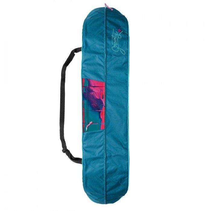 Modrý obal na snowboard Gravity - délka 140 cm