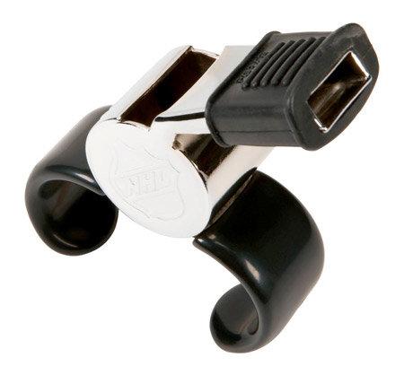 Píšťalka pro rozhodčího - Píšťalka FOX 40 SUPERFORCE CMG kovová na prsty