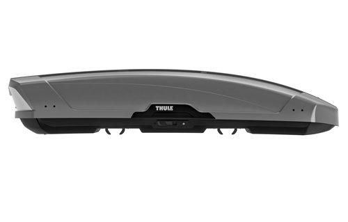 Střešní box - Střešní box Thule Motion XT XXL lesklý stříbrný