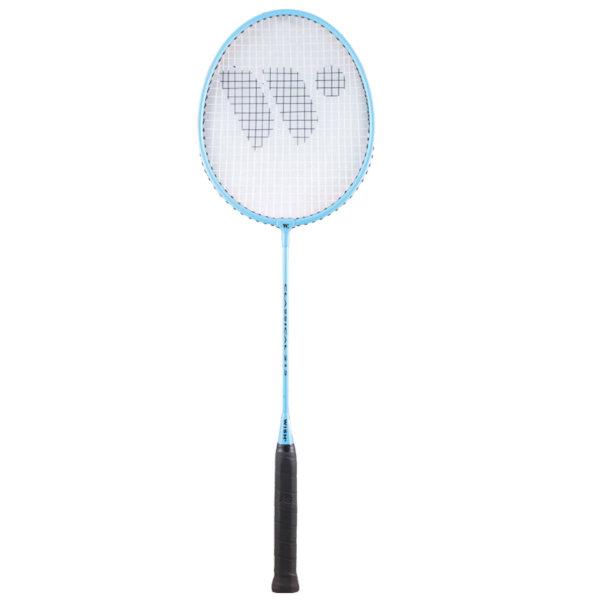 Raketa na badminton Wish - délka 66,5 cm