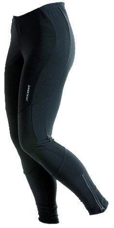Černé dámské kalhoty na běžky Axon