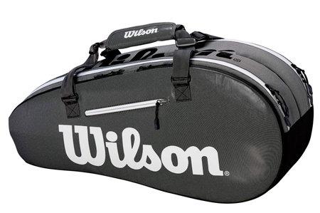 Tenisová taška - Wilson Super Tour 2 Comp Small 2019 Grey