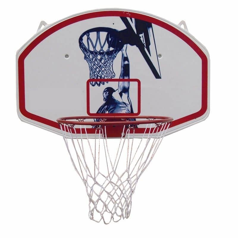 Basketbalový koš - SPARTAN 90 x 60 cm