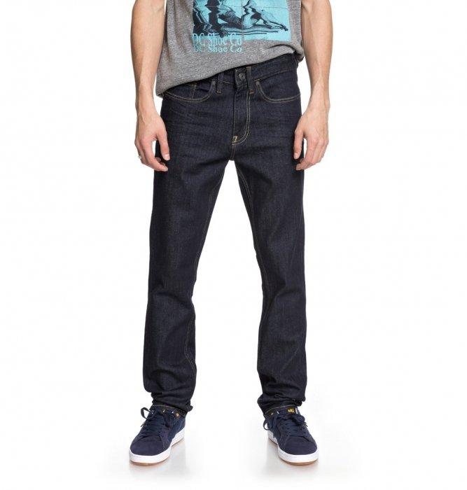 Modré pánské džíny DC - velikost 33