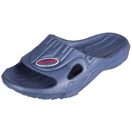 Modré pánské pantofle Aqua-Speed - velikost 41 EU