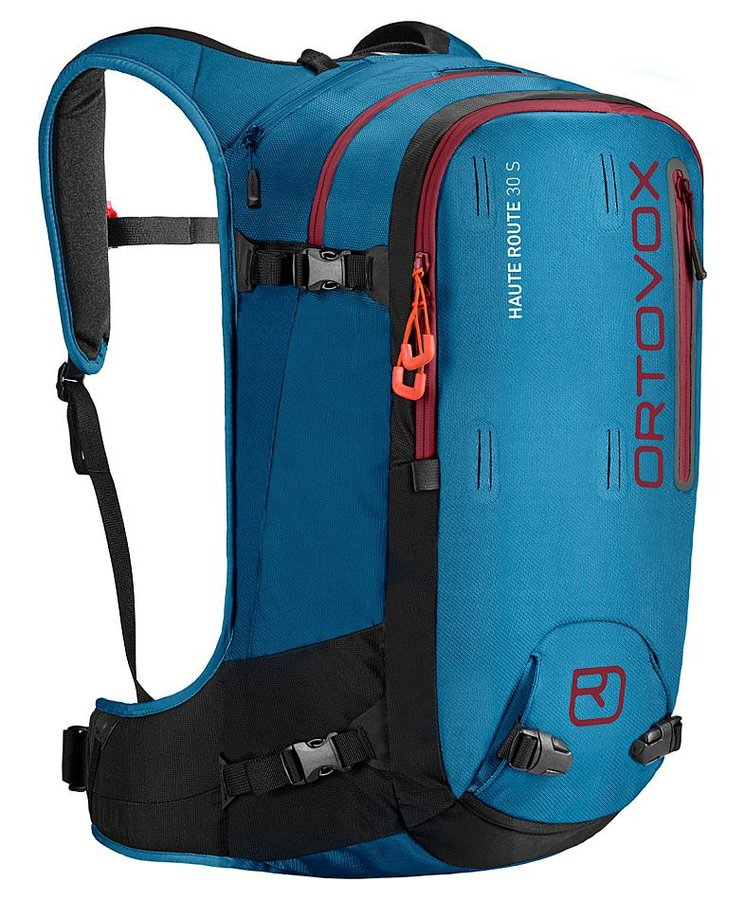 Modrý skialpový batoh Ortovox - objem 30 l