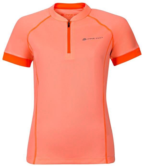 Dámské cyklistické tričko Alpine Pro - velikost XS