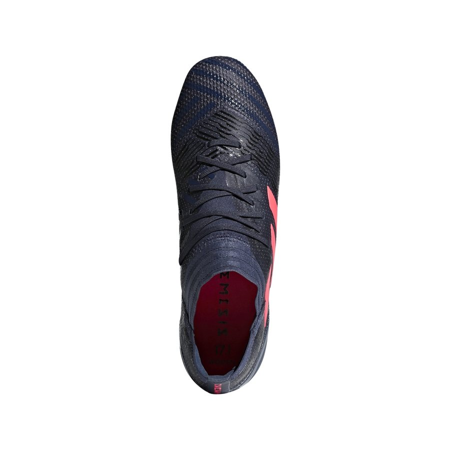 Modré kopačky lisovky Nemeziz 17.1 FG W, Adidas - velikost 37 EU