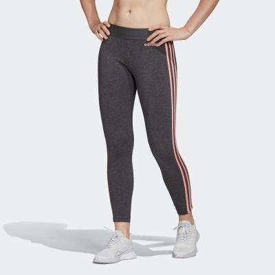 Šedé dámské legíny Adidas