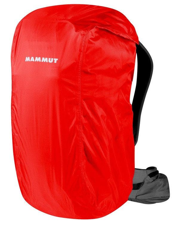 Červená pláštěnka na batoh Mammut