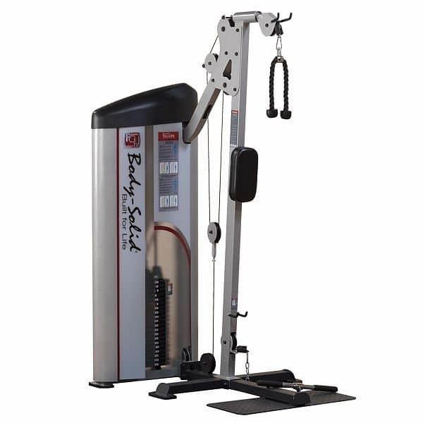 Posilovací věž - BODY SOLID S2BTP BICEPS/TRICEPS - stroj na biceps a triceps 105 kg - montáž zdarma, servis u zákazníka