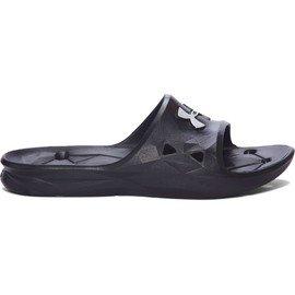Černé pánské pantofle Under Armour - velikost 40 EU