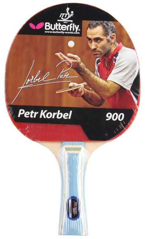 Pálka na stolní tenis Korbel 900, Butterfly