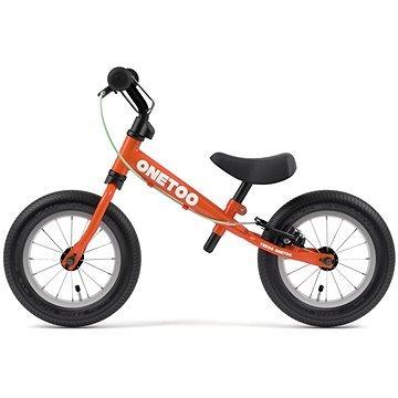 Oranžové dětské odrážedlo Yedoo
