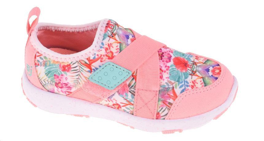 Růžové dětské boty do vody Flori, Aquawave - velikost 26 EU