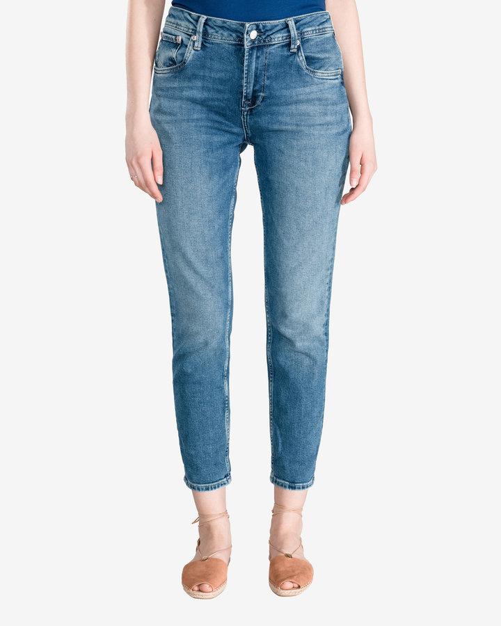 Modré dámské džíny Pepe Jeans - velikost 25