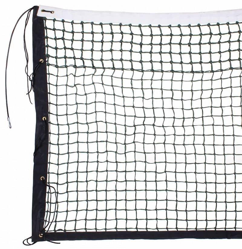 Tenisová síť - tenisová síť TN 32 D dvojitá, lanko barva: černá